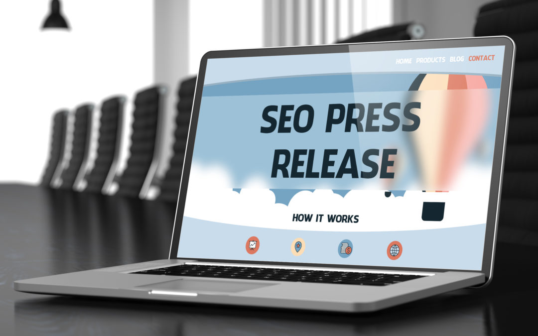 Using visual elements to make your press release stand out