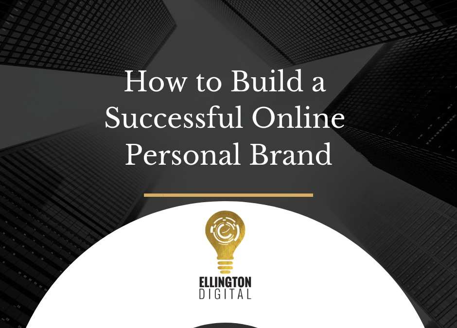 5 key marketing strategies for a successful online personal brand