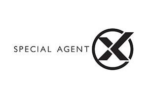 Special Agent X Logo