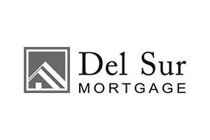 Del Sur Mortgage Logo