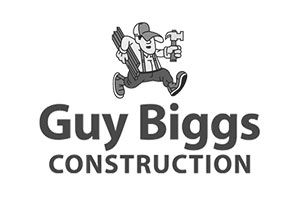 Guy Biggs Construction Logo