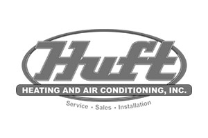Huft Heating and Air Conditioning Logo