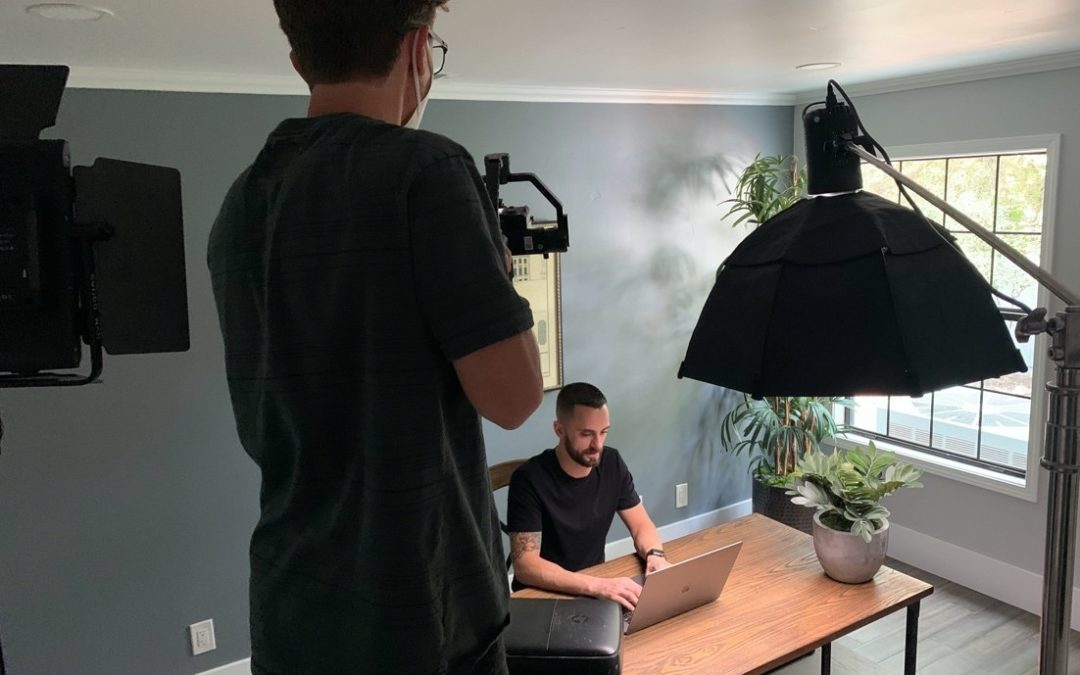 10 tips for on-camera success in a marketing video